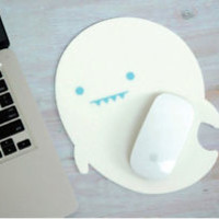 New Design Cute, Lovely, Ghost mouse pad