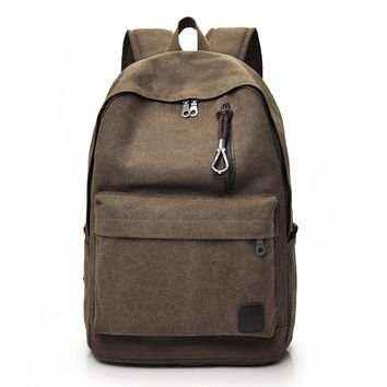 Casual Guys Backpack For School Or Traveling