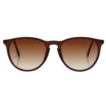 Gradient Lens Cat Sunglasses