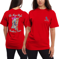 Ole Miss Rebels Women's Bright Bow T-Shirt – Cardinal