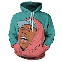 Tyler The Creator Crying Hoodie