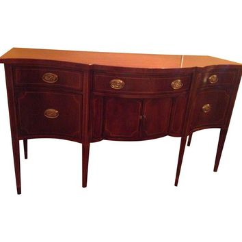Pre-owned Baker Furniture Mahogany Sideboard