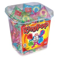 Ring Pop Assorted Jar (44 ct.) - Walmart.com