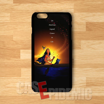 Pocahontas An American Legend Quote -stl for iPhone 4/4S/5/5S/5C/6/ 6+,samsung S3/S4/S5/S6 Regular,samsung note 3/4