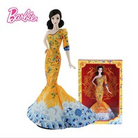 Original Barbie Limited Collection Doll BCP97 Celebrity Chinese Popuar Star Fan Bingbing Barbie Doll