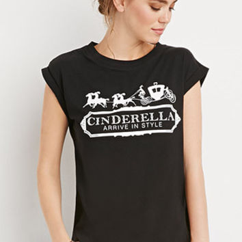 Cinderella Arrive in Style Tee
