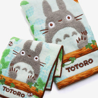 Studio Ghibli My Neighbor Totoro Towel Set