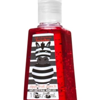 Zebra - Fruit Punch PocketBac Sanitizing Hand Gel   - Anti-Bacterial - Bath & Body Works