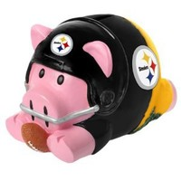 NFL Pittsburgh Steelers Action Piggy Bank