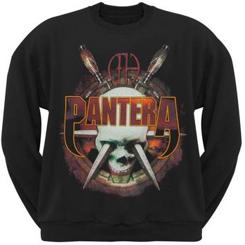 LMFGQ9 Pantera - Knife Crew Neck Sweatshirt