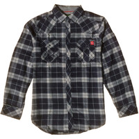 Lamont Flannel Navy