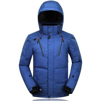 The North Face of the latest men down jacket