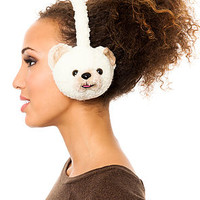 The Warm Teddy Earmuff