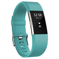 Buy Fitbit Charge 2 Heart Rate and Fitness Tracking Wristband, Small | John Lewis