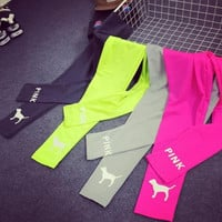 Victoria's Secret PINK Female Leggings