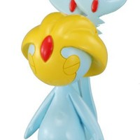 "Takaratomy Uxie (MC-141): Pokemon Monster Collection 2"" Mini Figure"