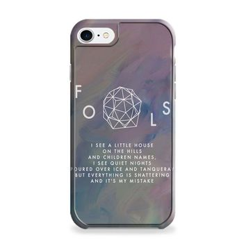 Troye Sivan Fools Lyrics iPhone 6 | iPhone 6S Case