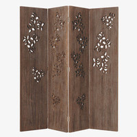 PALONIA Wood Decorative screen - Habitat