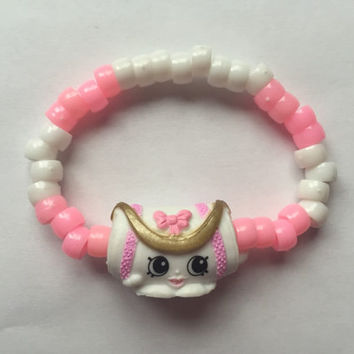 Shopkins Foodie Bracelet - Ballet Duffa - repurposed toys