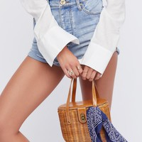 Free People Juliette Basket Bag
