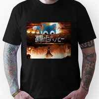 Attack On Titan x Fairy Tail Unisex T-Shirt