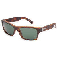 Von Zipper Fulton Sunglasses Demi Tortoise Satin/Vintage Grey One Size For Men 20505840101