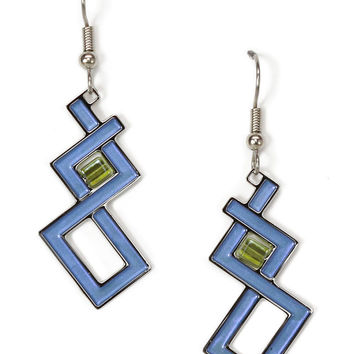 Sullivan Window Earrings