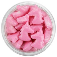 Pink Unicorn Face Candy Sprinkles