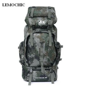 Outdoor Sports Rucksacks military tactical backpack Large Explorer Camping Camouflage male denim camping hiking fishing backpack