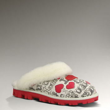 Coquette I Heart UGG for Women | Slippers at UGGAustralia.com