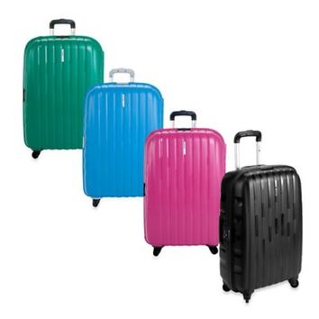 DELSEY Helium Colours 26-Inch Spinner Hardside Suitcase