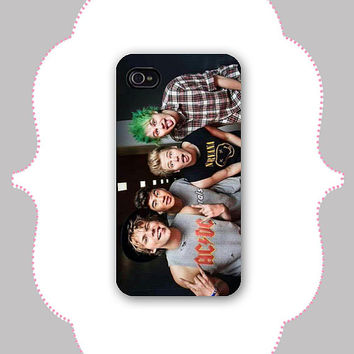 iPhone Case- 5 Seconds of Summer- iPhone 4s Case, iPhone 5 Case, iPhone 6 Case,