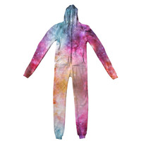 Galaxy Love Adult Jumpsuit