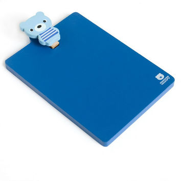 [Lovely Bear] - Refrigerator Magnet clip / Magnetic Clipboard