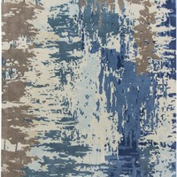 Banshee Area Rug Blue