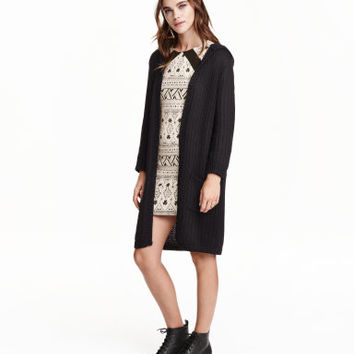 H&M Double-knit Cardigan $29.99
