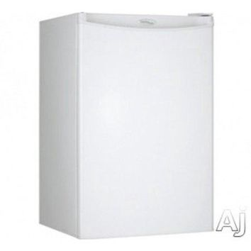 Black,Silver,White 4.4 Cu. Ft. Small Mini Compact Dorm Room Fridge Refrigerator