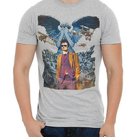 Doctor Who Tenth Doctor Comic Cover T-Shirt 3XL