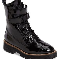 Shellys London Tyra Combat Boot (Women) | Nordstrom