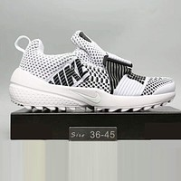 Nike Presto Flyknit Ultra Fashion Women Men Running Sport Casual Shoes Sneakers White I-A0-HXYDXPF