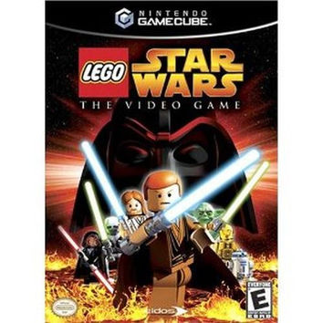 LEGO Star Wars: The Video Game Player's Choice (Nintendo GameCube, 2006)