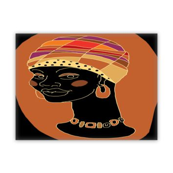 African Fine Wall Art - Essence of Africa Six