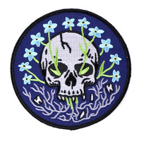Forget Me Not Patch