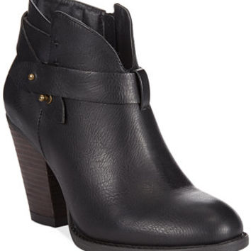 XOXO Karol Ankle Booties