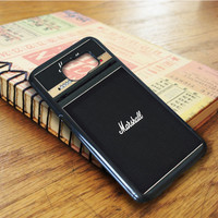 Marshall Music Samsung Galaxy S6 Edge Case
