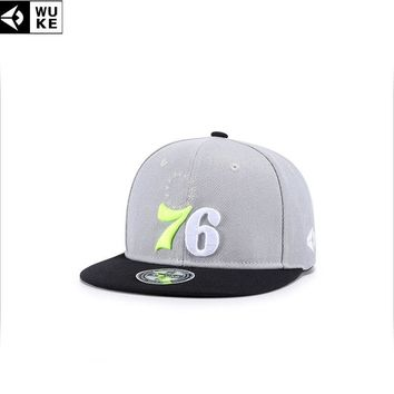 Trendy Winter Jacket WUKE New Arrival Snapback For Autumn Outdoor Flat Brim Casquette Homme Canvas Men's Cap Adjustable Male Baseball Hats For Fish AT_92_12