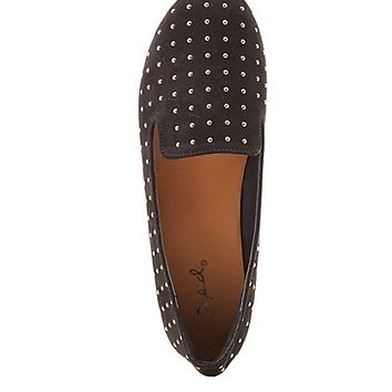 Qupid Studded Loafers
