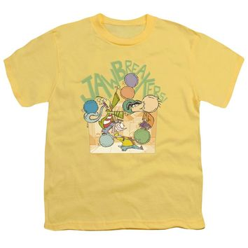 Ed Edd N Eddy - Jawbreakers Short Sleeve Youth 18/1 Shirt Officially Licensed T-Shirt