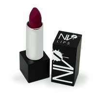NV Fever Lipstick | Moisturising Dark Red Winter Plum Lipsticks | Gothic Glam Lipstick