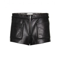 Braxton Leather Shorts ∫ Isabel Marant, Étoile | mytheresa.com